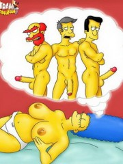 Milf whore Marge
